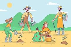 Les différentes formes de travail en agriculture