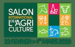 Rendez-vous au Salon International de l'Agriculture 2020 !