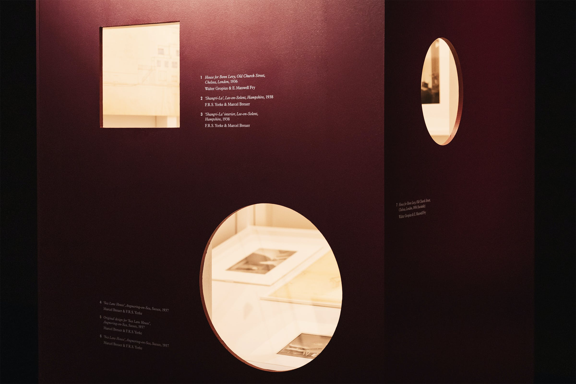 Wolfe Hall, Bauhaus, Beyond Bauhaus, RIBA, Exhibition, Gallery Guide, Breue, Gropius, Moholy-Nagy, Graphic Design