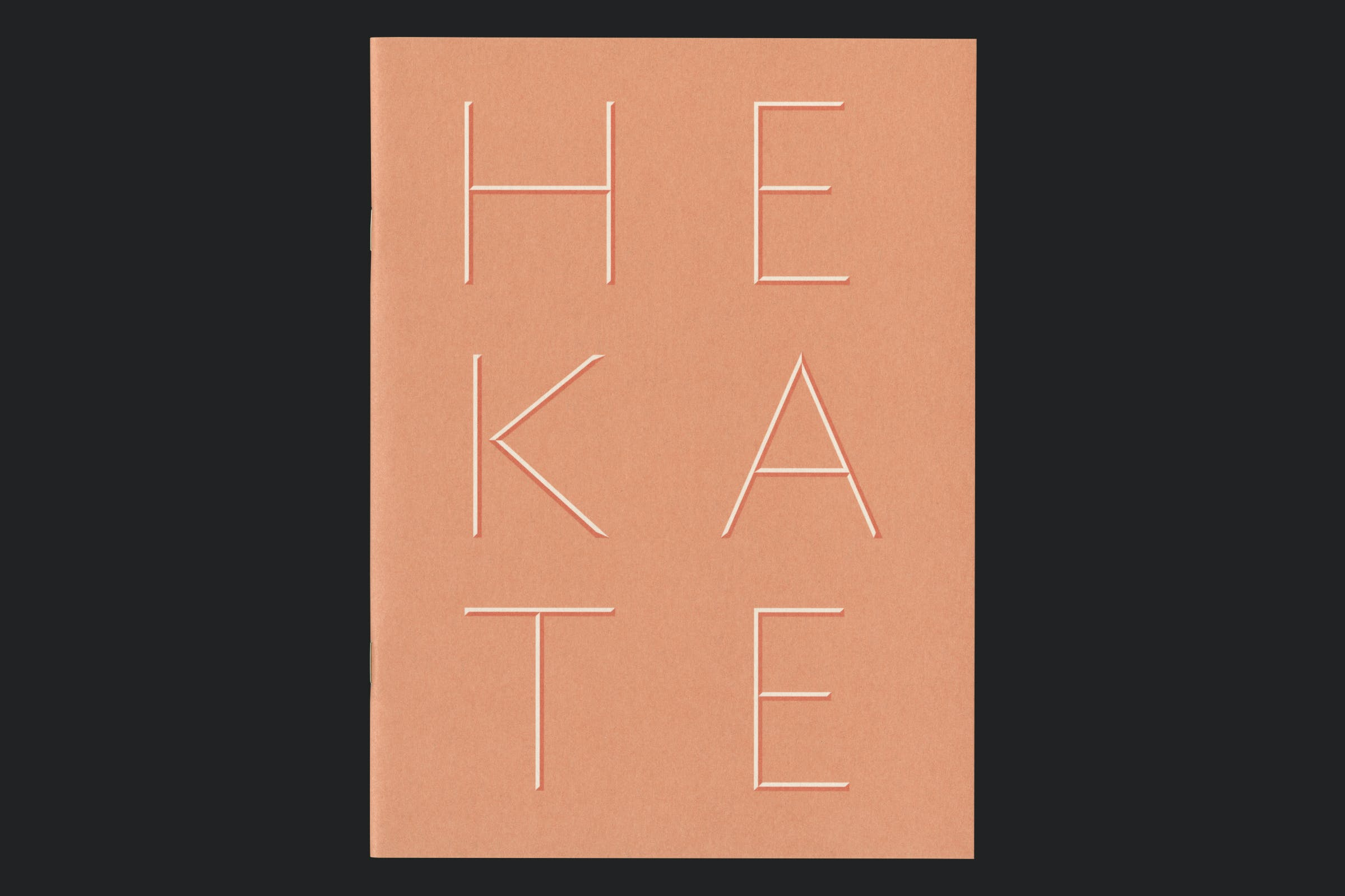 Hollybush Gardens, Claire Hooper: Hekate, Hekate, Print, Graphic Design by Wolfe Hall