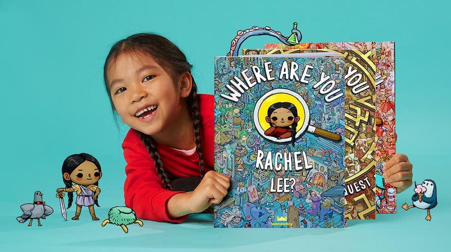 WAY Bundles carousel - Rachel Lee with x3 books