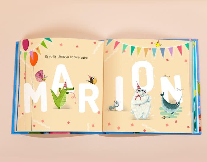 Pour apprendre les lettres en s'amusant avec les animaux