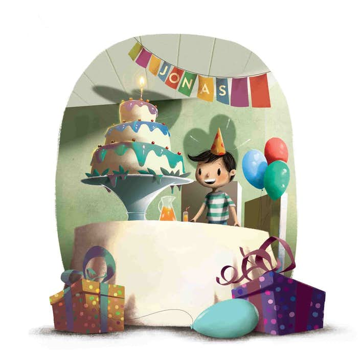 Ein persönliches Geburtstagsabenteuer mit dem eigenen Namen