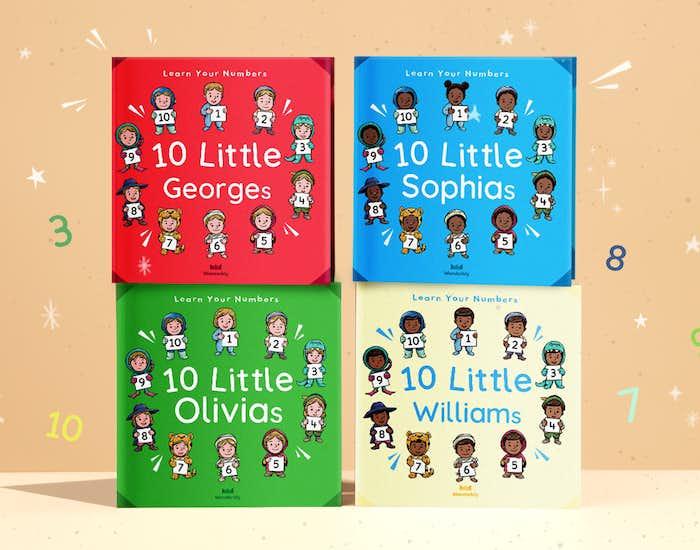10 Little Yous