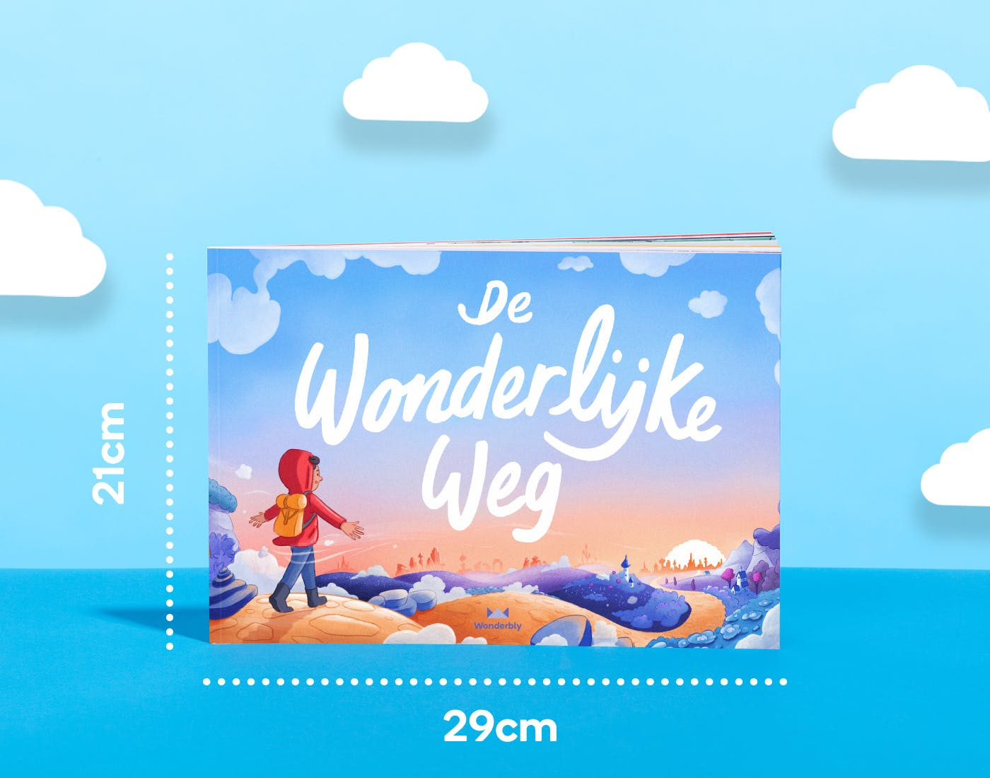 Product Page - Wondrous Road Ahead NL ; Testimonial 2