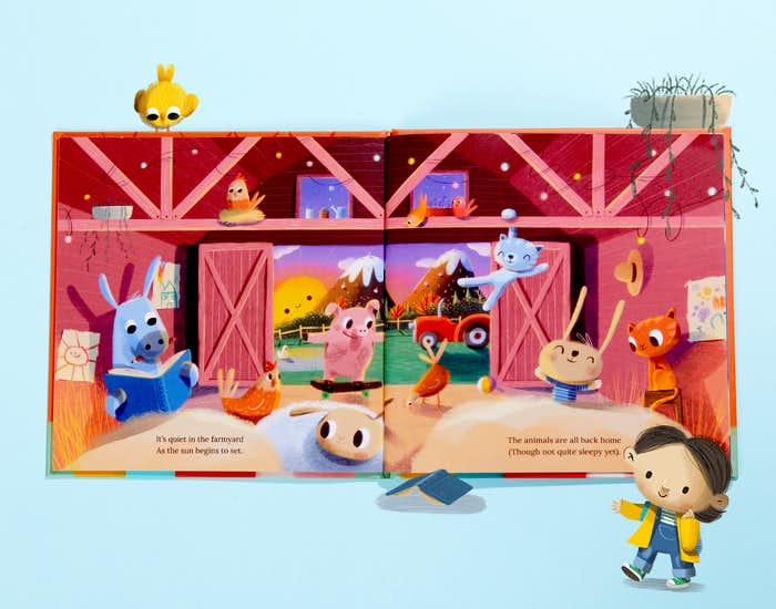 Illustrations in Nursery For You