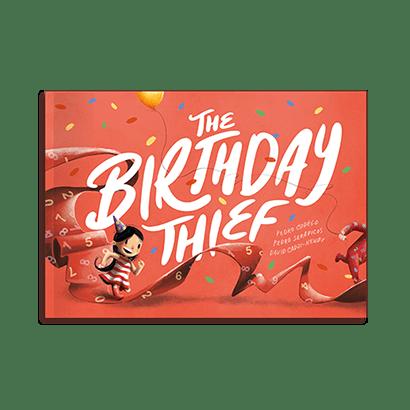 The Birthday Thief Book