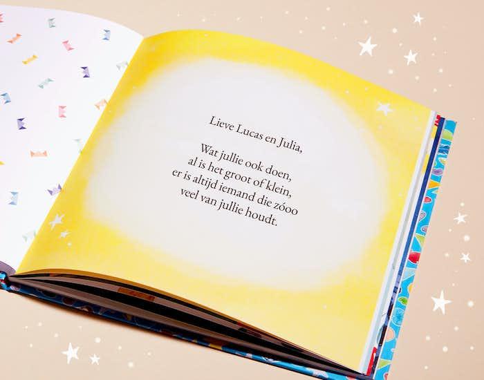 Een perfect cadeau voor het hele gezin of je kleinkinderen!