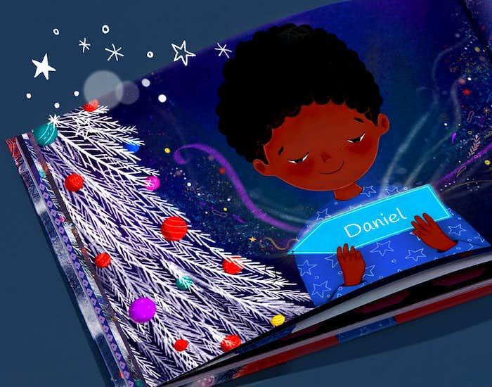 Página de Deseos de Navidad para ti