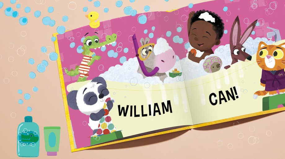 Personalized spread in Who Can? You Can!