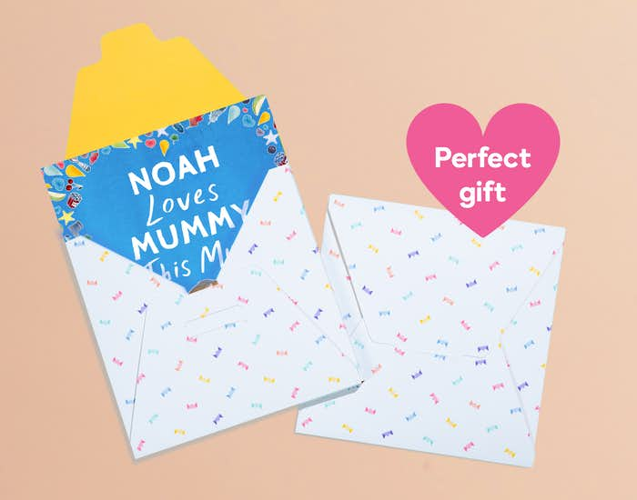 You Love Mummy This Much in giftwrap