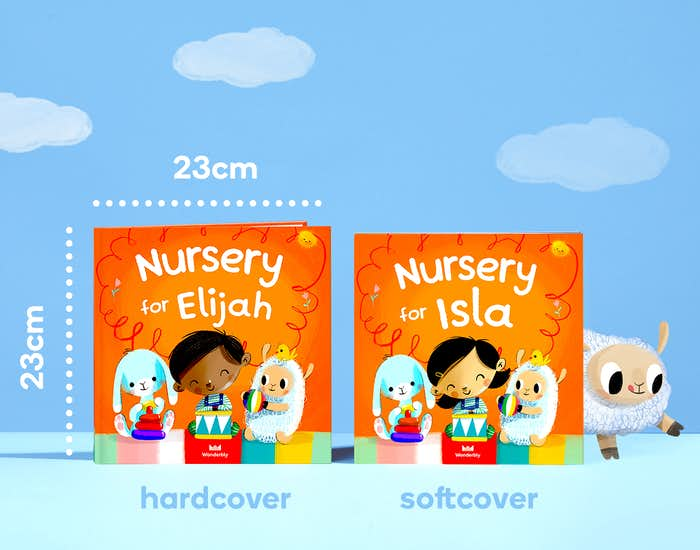 Book Sizes of Nursery For You