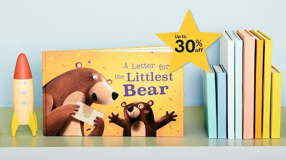 A Letter for the Littlest Bear