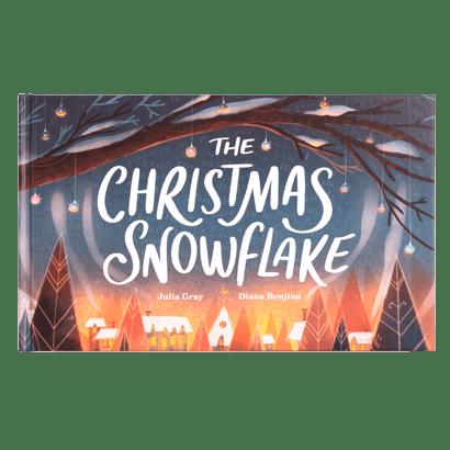 The Christmas Snowflake Book