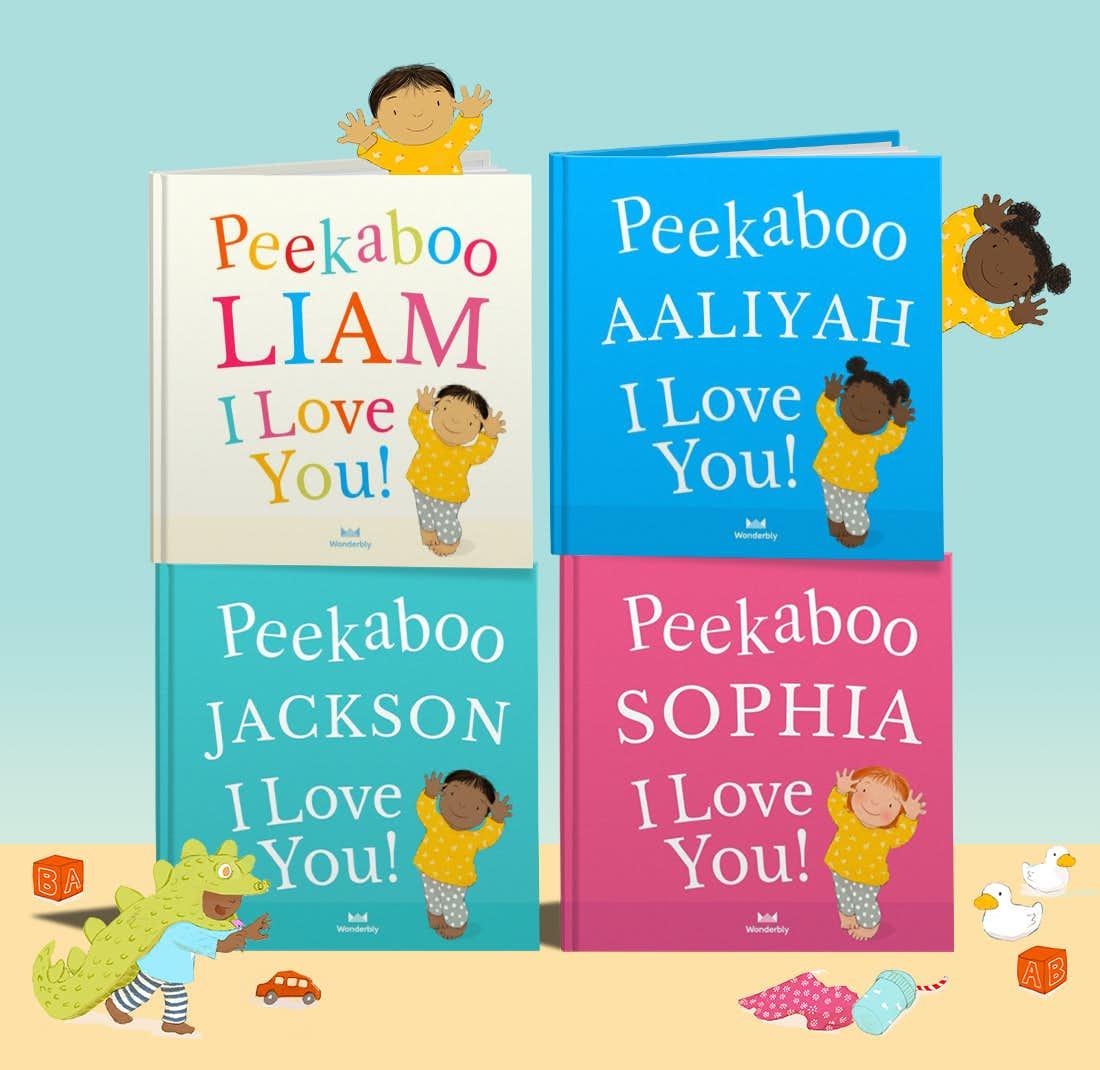 Peekaboo, I Love You!