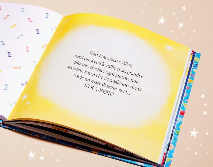 Il regalo perfetto per fratelli, sorelle, nipoti e... tutta la famiglia!