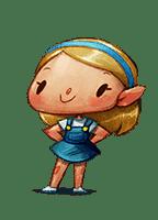 Girl Type-ii