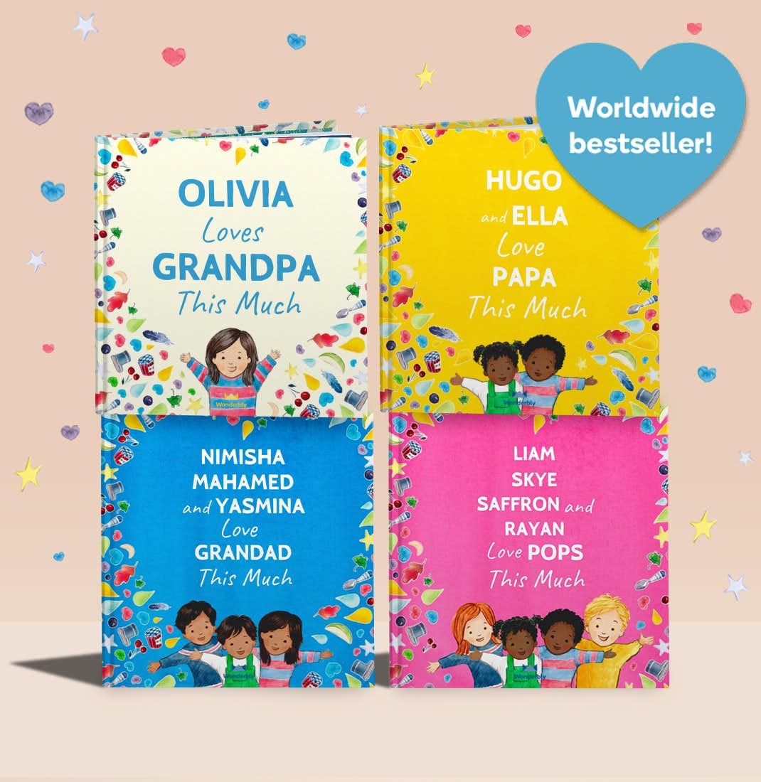 Worldwide bestseller