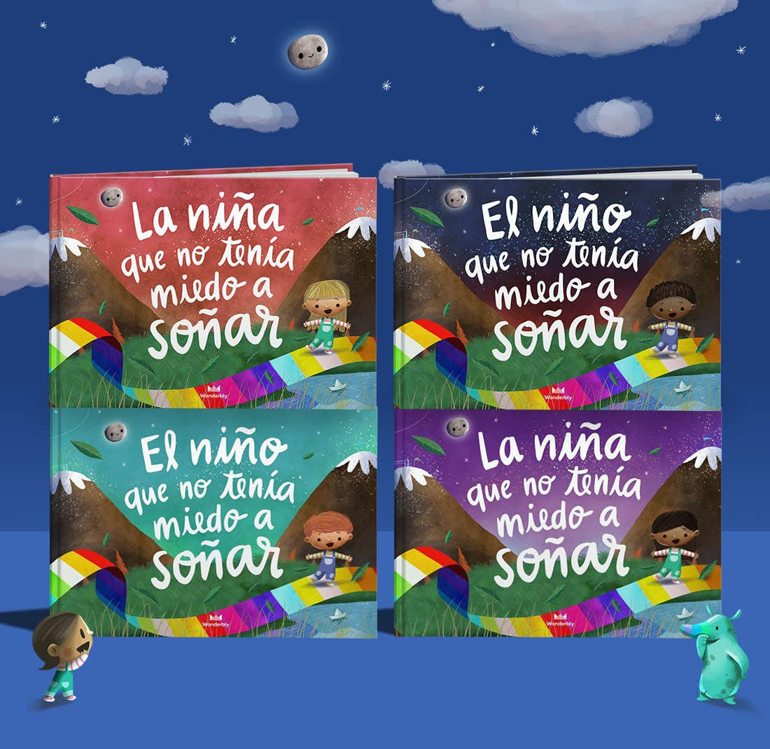 """Pila de libros de """"Sin miedo a soñar"""" en los que se ve la cubierta"""