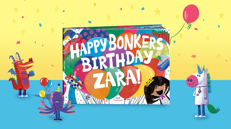 Happy Bonkers Birthday