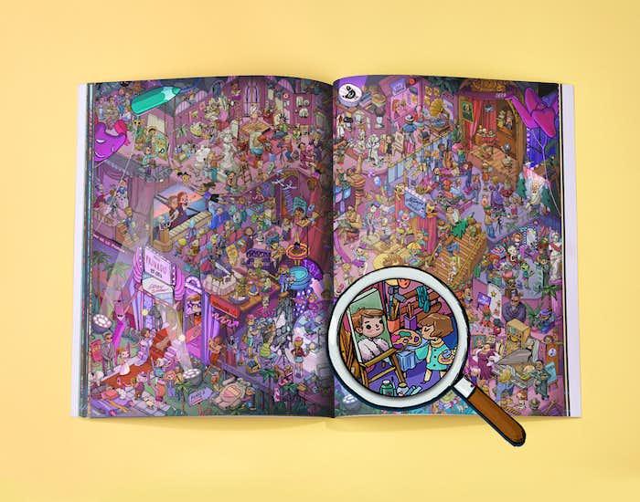6 universos llenos de fantasía para buscar y encontrar