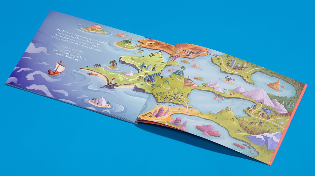 Product Page - Wondrous Road Ahead DE ; Carousel Slide 6