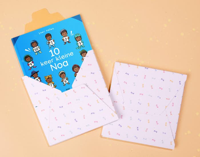 10 Little Yous in Giftwrap