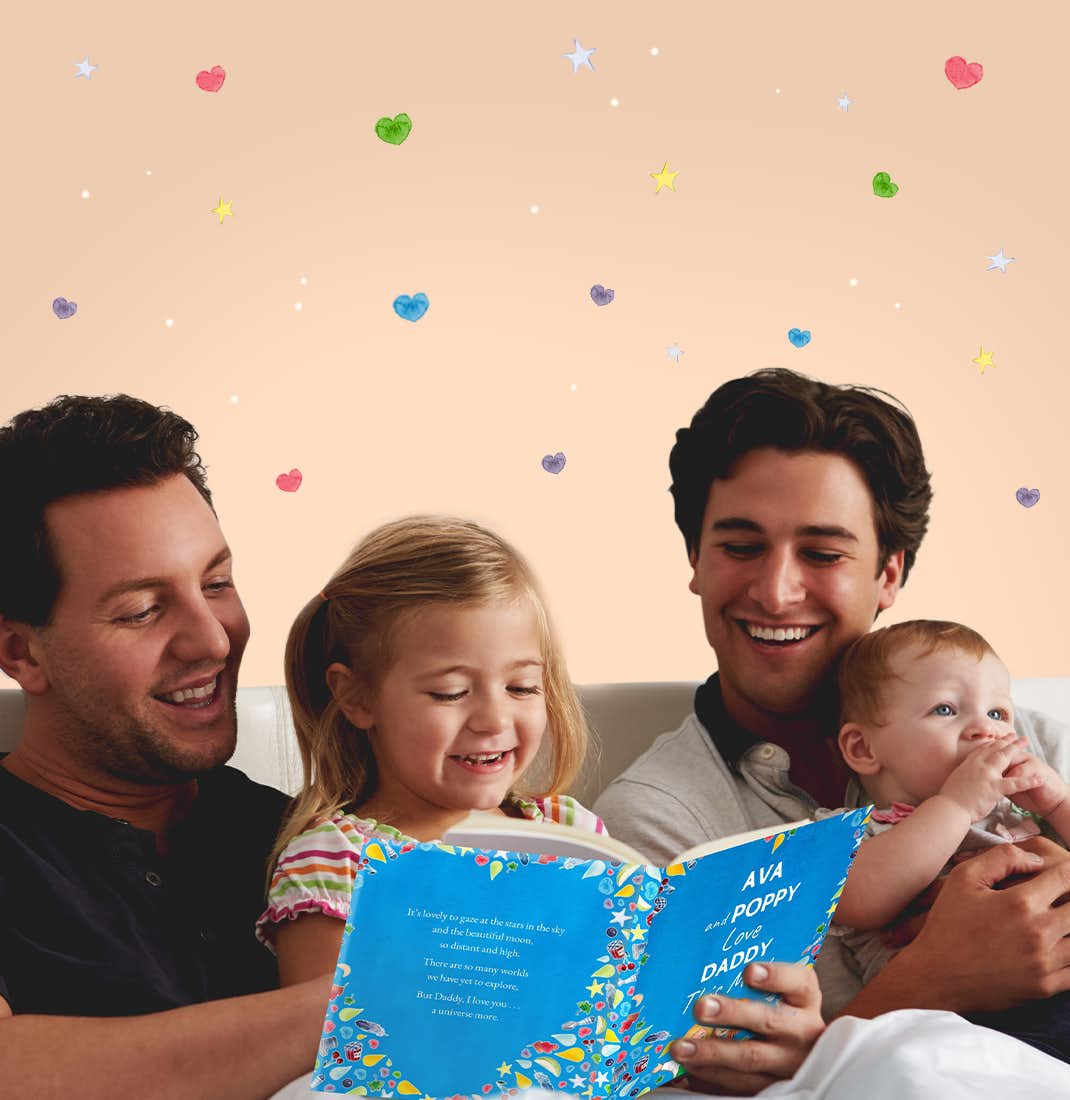 I Love Daddy This Much Personalized Daddy Book Wonderbly