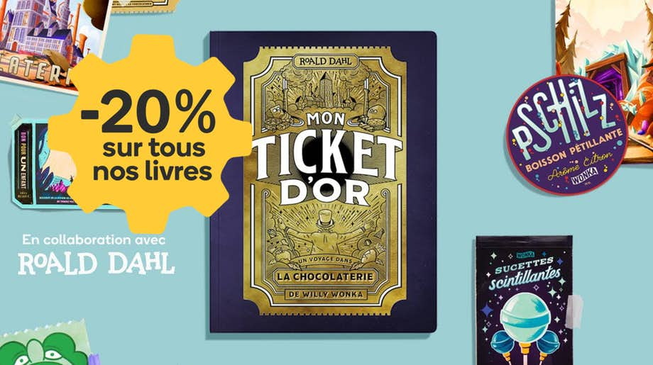 Mon ticket d'or