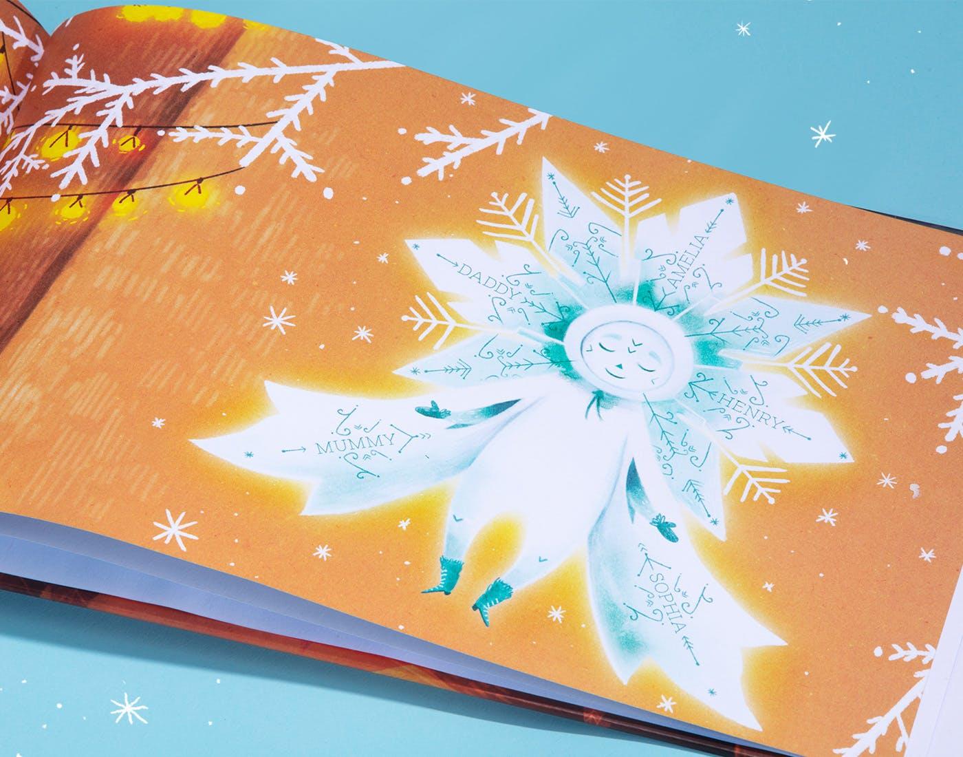 Snowflake Partial