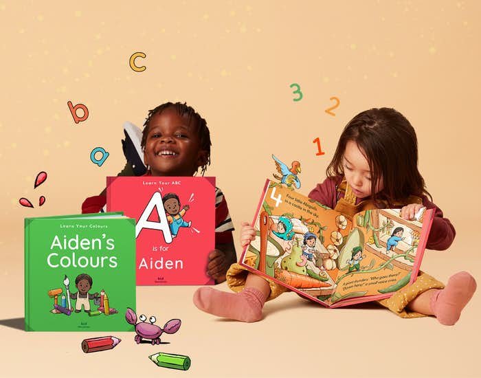 Perfect gift for little learners
