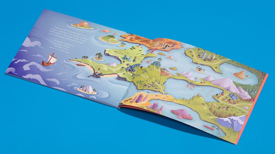 Product Page - Wondrous Road Ahead ES ; Carousel Slide 6