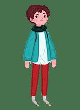 Boy Type-iii