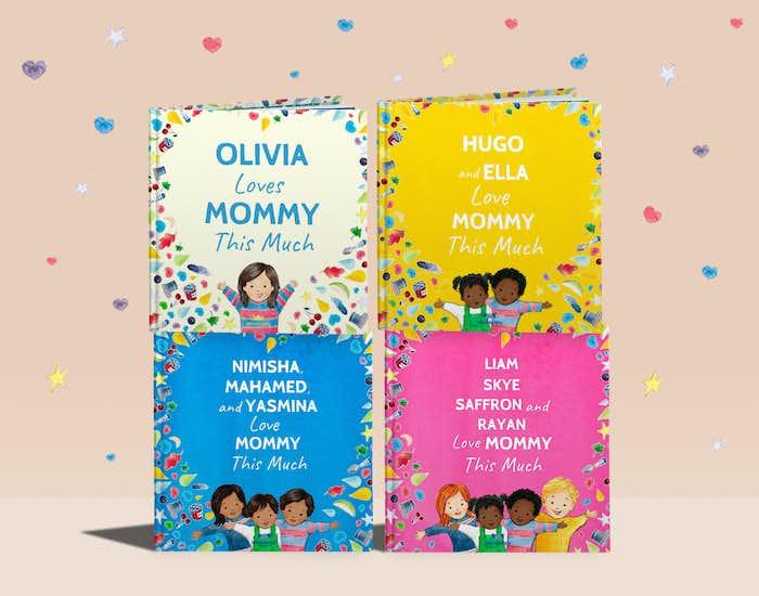 I Love Mummy This Much Book