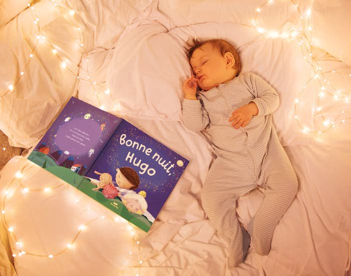 De jolis rêves, nuit après nuit
