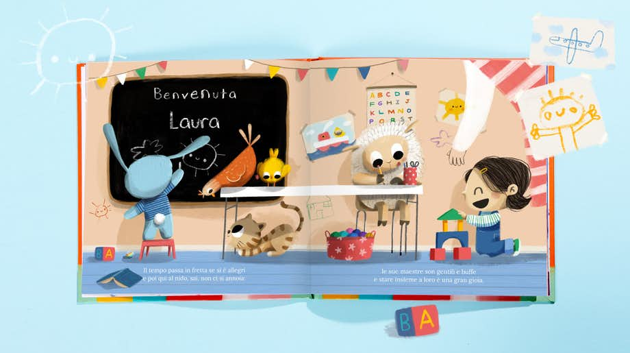 Personalized Spread of Daycare For You