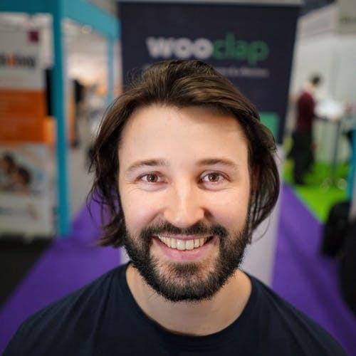 Gauthier Lebbe, Content Editor @Wooclap