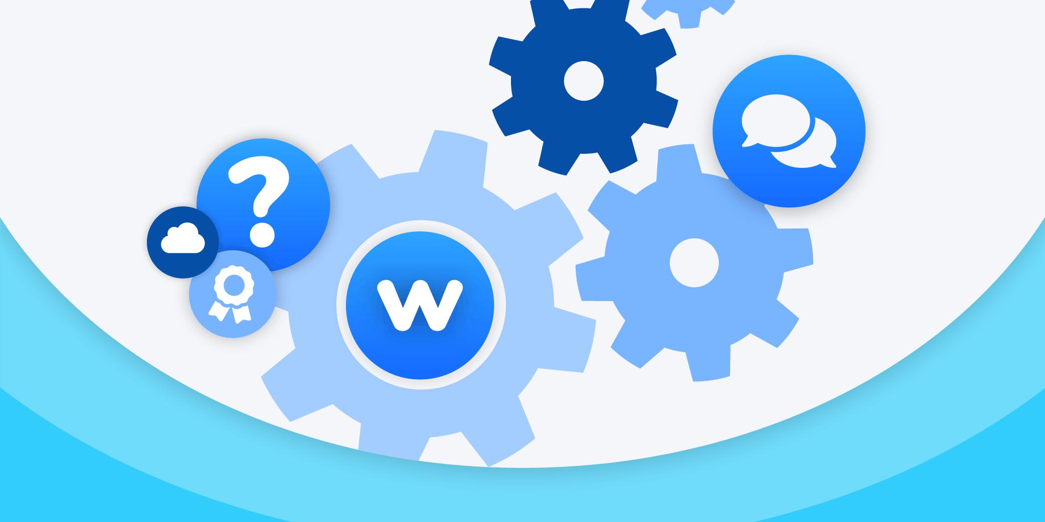 Wooclap features
