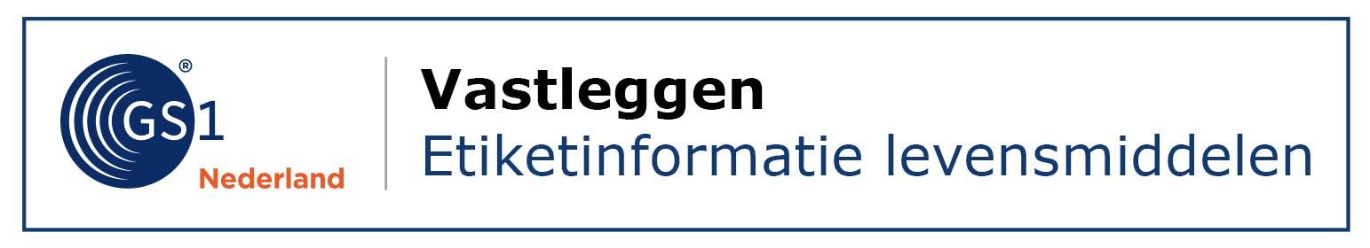 GS1 Etiketinformatie levensmiddelen