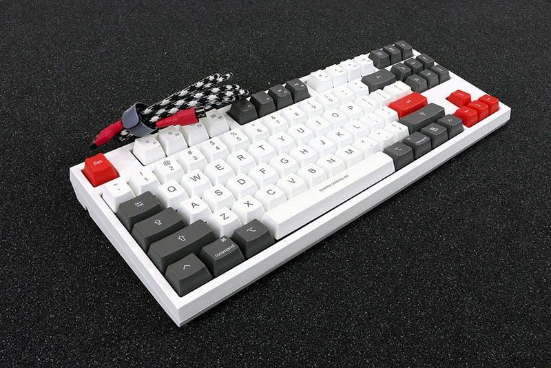 WASD mechanical keyboard