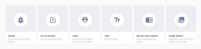 Slices Builder : Create your content component via UI  - Prismic