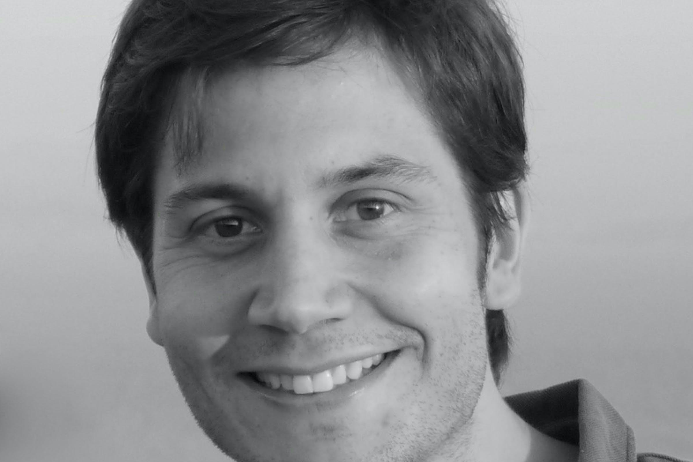 Headshot of Serge Verdoux from BackMarket