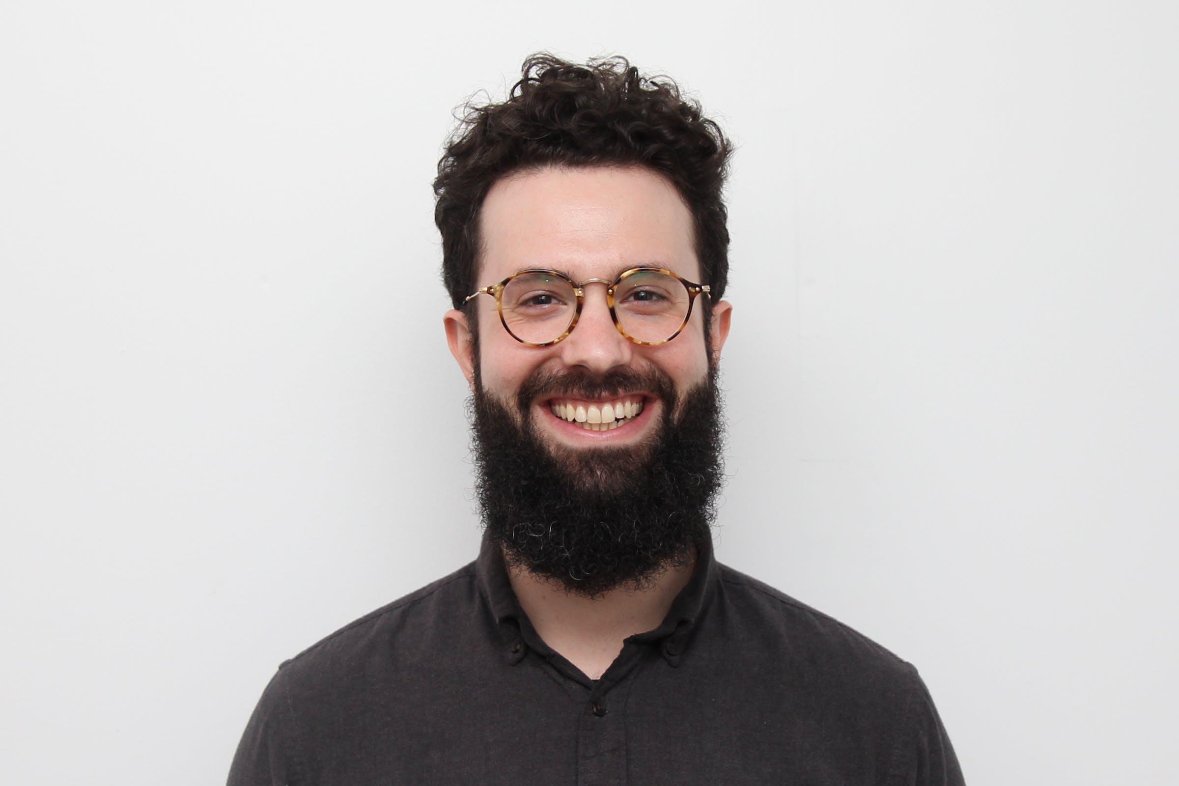 Jason Green Podcast Album Cover Portrait