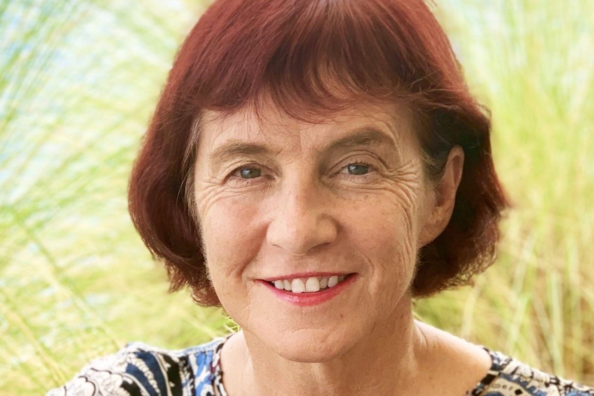 Portrait of Dr. Deborah Brosnan