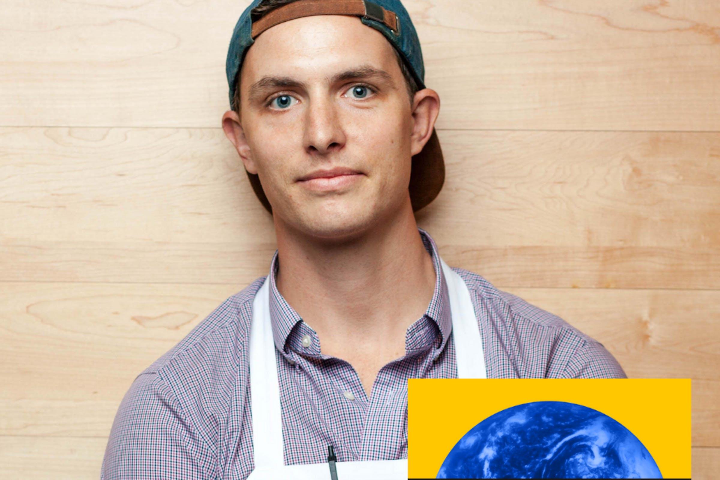 Evan Hanzcor Portrait Podcast Album Cover