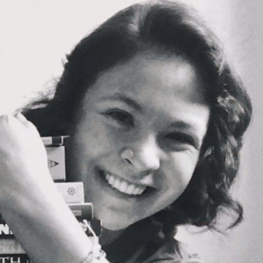 Portrait of Jessica Miles