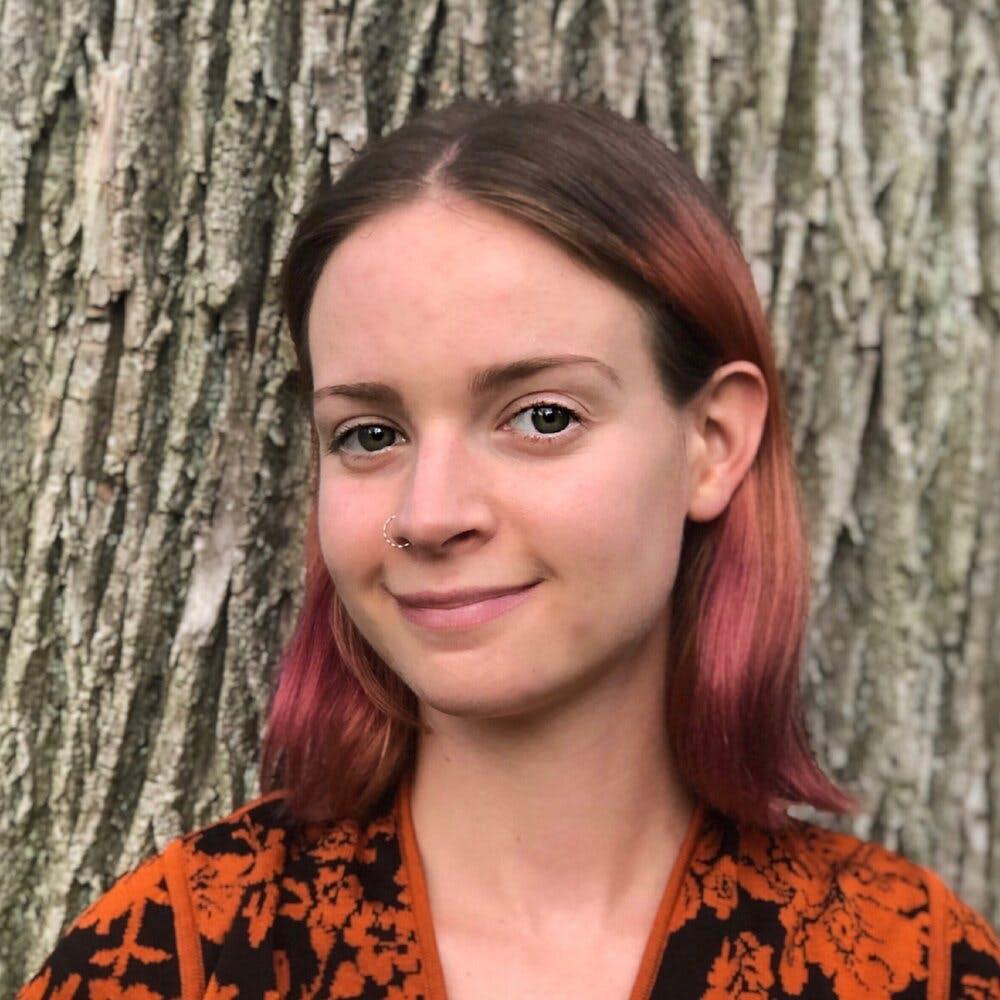 Portrait of Emma Zawacki
