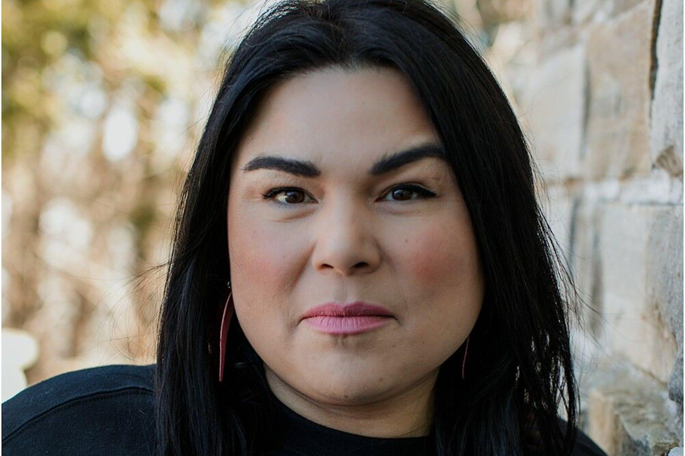 Portrait of Jenn Harper.