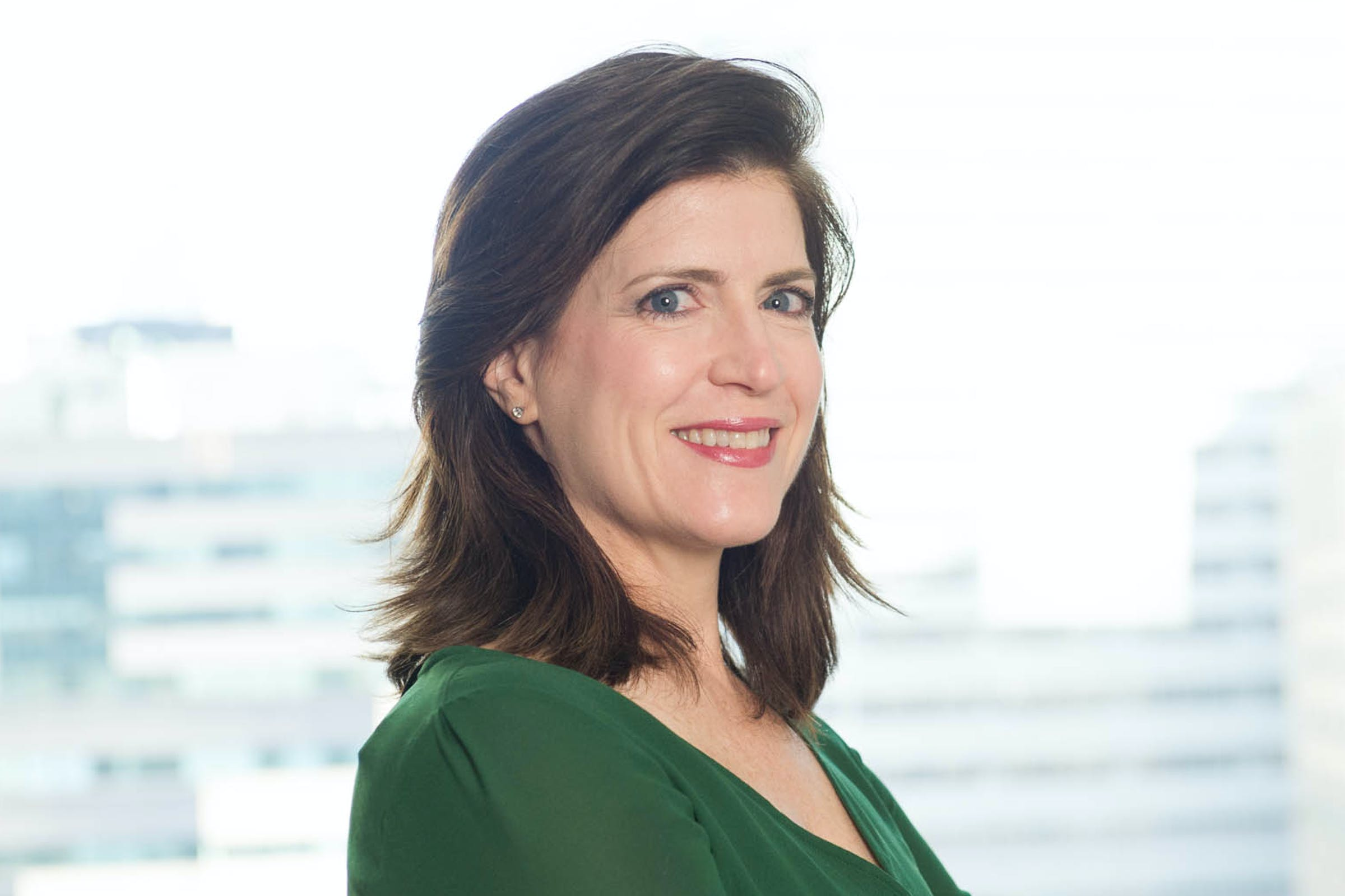 Headshot of Boundless Impact CEO, Michele Demers