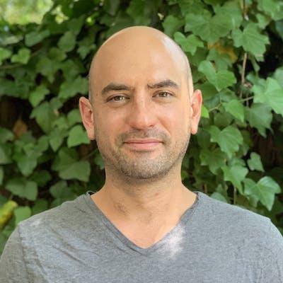 Portrait of Lex Kiefhaber